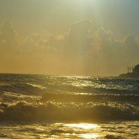 море на закате :: Наталья Ariadafhotostory