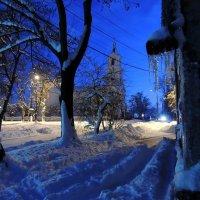 Ночь в городе :: Роман Савоцкий