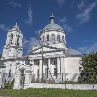 Сельский храм :: Сергей Цветков