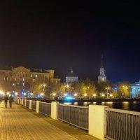 Город Воткинск - родина П.И. Чайковского :: Владимир Максимов