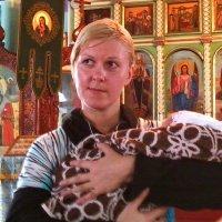 В Храме :: Светлана Рябова-Шатунова