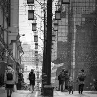 Прогулки по Москве... :: Алексей Федотов