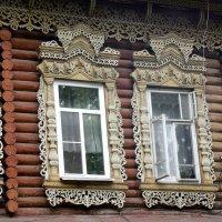 Козьмодемьянские наличники :: Надежда