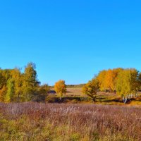 Русская осень :: Геннадий