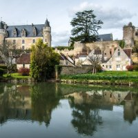 замок Монтрезор (chateau de Montresor) :: Георгий