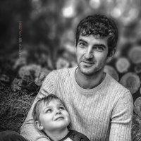 Отец всегда будет авторитетом для своего сына) :: Андрей Володин