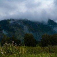 Вечер в горах :: alteragen Абанин Г.