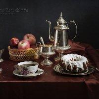 Кофейный гламур №6 :: Татьяна Карачкова