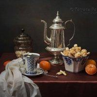 Кофейный гламур №8 :: Татьяна Карачкова