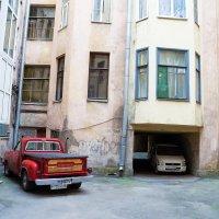 Питерский дворик :: kondratissimo