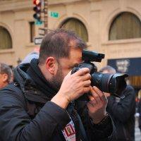 День Св. Патрика в Нью-Йорке :: Олег Чемоданов