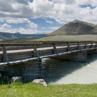 Мост за Бельтиром :: Валерий Михмель