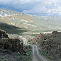Дорога на Аккуль :: Валерий Михмель