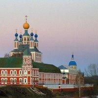 Санаксарский монастырь :: Vlad Сергиевич