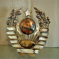 """Ножевой макет """"Герб СССР"""" :: Вячеслав Маслов"""