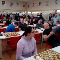 Окружные соревнования по шашкам в рамках Спартакиады «Спорт для всех» :: Центр Юность