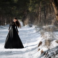 Зима уходи :: Наталья