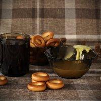 Чай с медом и с баранками ... :: Олег Кондрашов