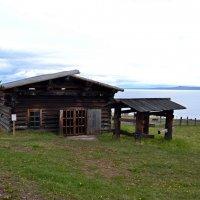 Деревни на Ангаре :: Ольга