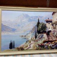 Картина в багете :: Владимир (Багетный мастер)
