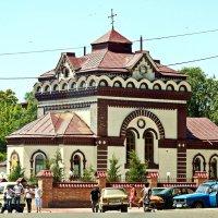 Мужской монастырь :: Mir-Tash