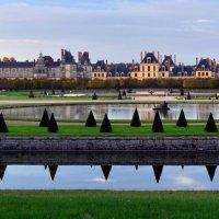 замок Фонтэнбло (chateau de Fontainebleau) :: Георгий