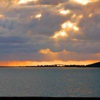 Закат на Северном море :: Николай Танаев