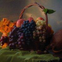 С виноградом :: Natali K