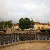 Санкт-Петербург, водный перекресток :: Нина Макеева