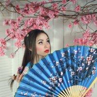 Цветение сакуры. :: Марина Кузьмина