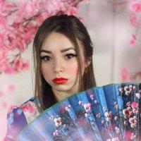 Цветение сакуры :: Марина Кузьмина