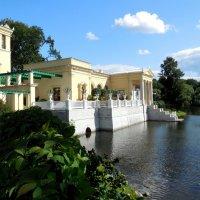Царицын павильон в Петергофе :: Надежда