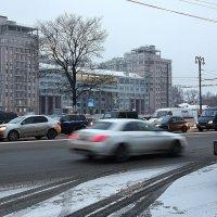 я дерево или природа и город :: Олег Лукьянов