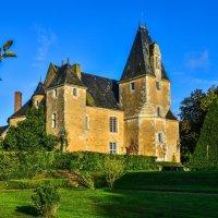 замок де ла Баллюэрь (chateau de la Balluere) :: Георгий