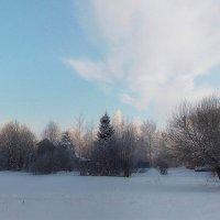 Утро в конце марта :: Фотогруппа Весна.
