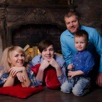 Веселая семейка :: Екатерина Рябова
