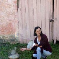 Традиционная кухня на сельском празднике :: Peripatetik