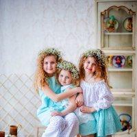Сестрёнки :: Анастасия Махова