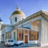 В преддверии Праздника. :: Вахтанг Хантадзе