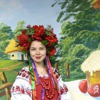 Украиночка. :: Стас