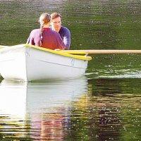 весла на воду :: Олег Лукьянов