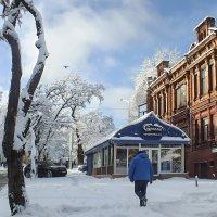 21 января, Днепропетровск :: Татьяна Найдёнова
