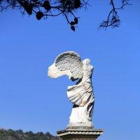 Древнегреческая богиня победы Ника :: Vlad Сергиевич