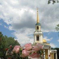 Входите в храм тихими шагами... :: Алекс Аро Аро