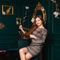 Фотосессия в студии Смоленск :: Мария Зубова