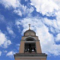 Небо над храмом :: Ирина Via
