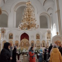 В ХРАМЕ :: Валерий Самородов