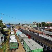 Станция :: Валентина Пирогова