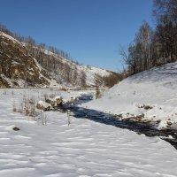Горная река :: Владимир Субботин