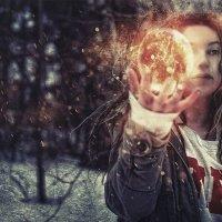 магический шар :: Михаил Гужов